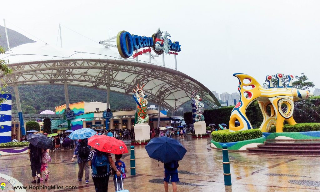 Ultimate Hong Kong Travel Guide Ocean Park