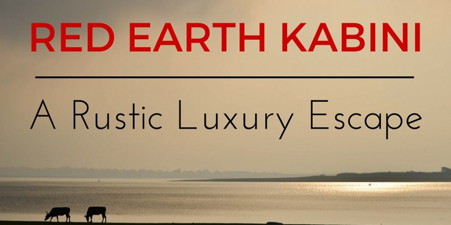 Review : Red Earth Kabini – A Rustic Luxury Escape