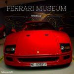 THE FERRARI MUSEUM MARANELLO