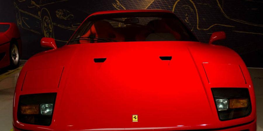 The Ferrari Museum Maranello – Where Horses Roar!