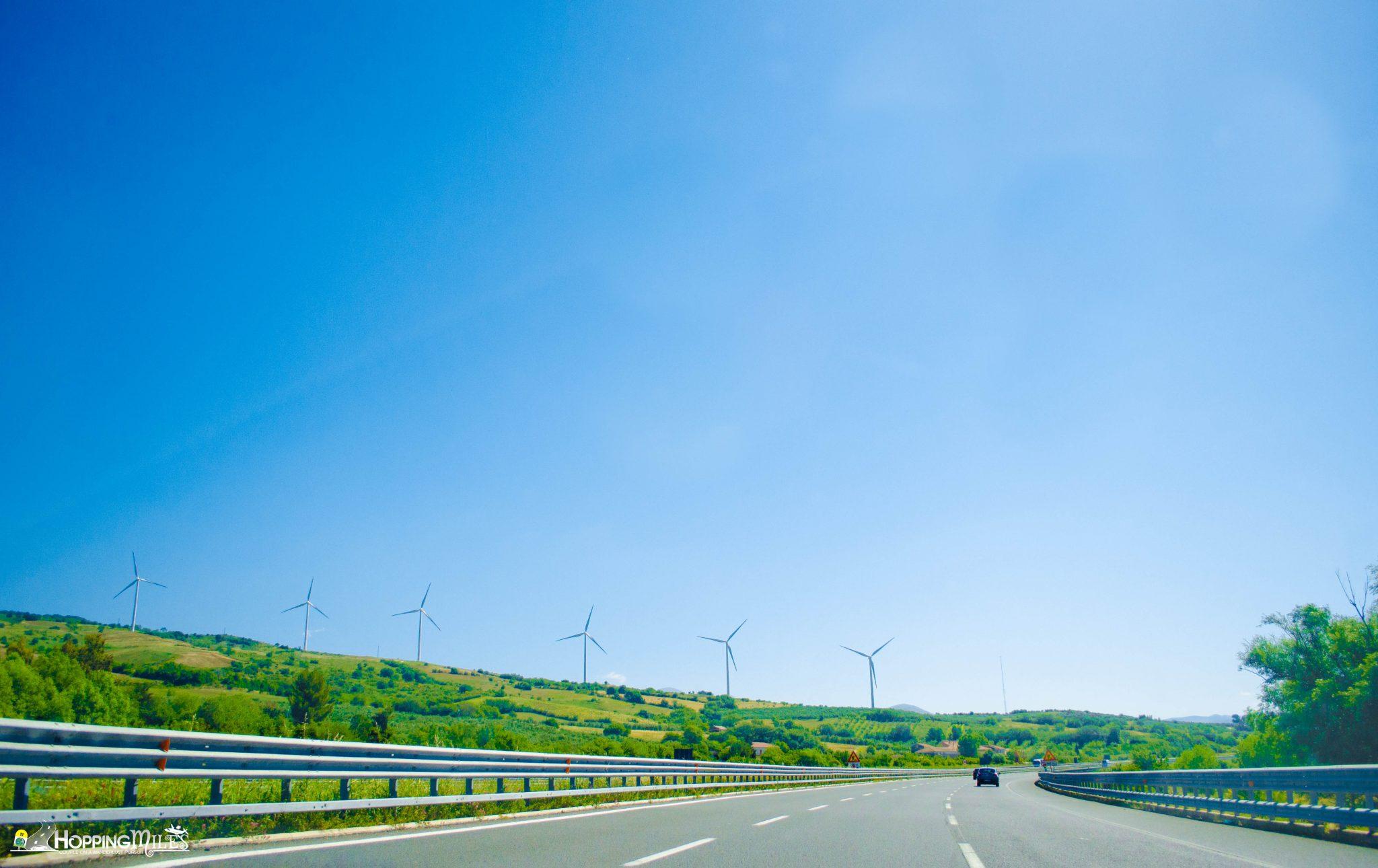 Italy road trip self drive