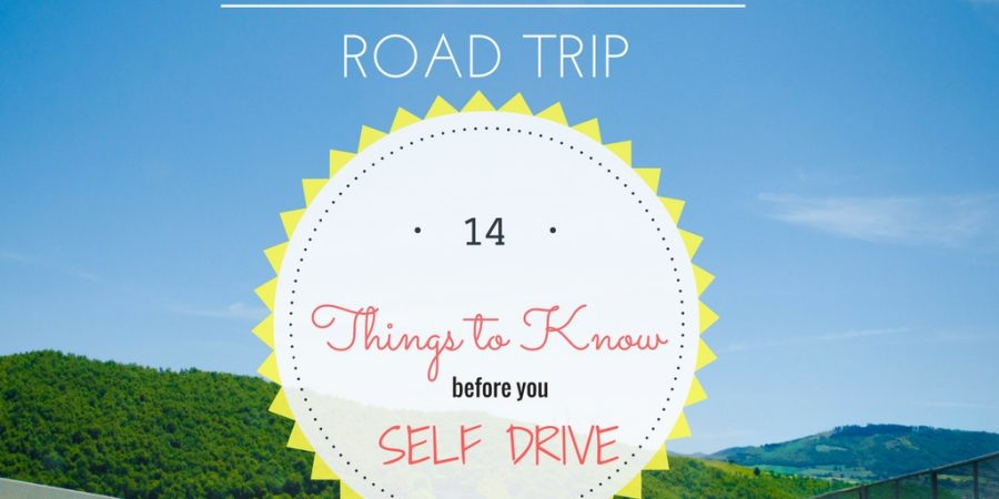 Italy Road Trip – 14 Things to know before you Self drive!