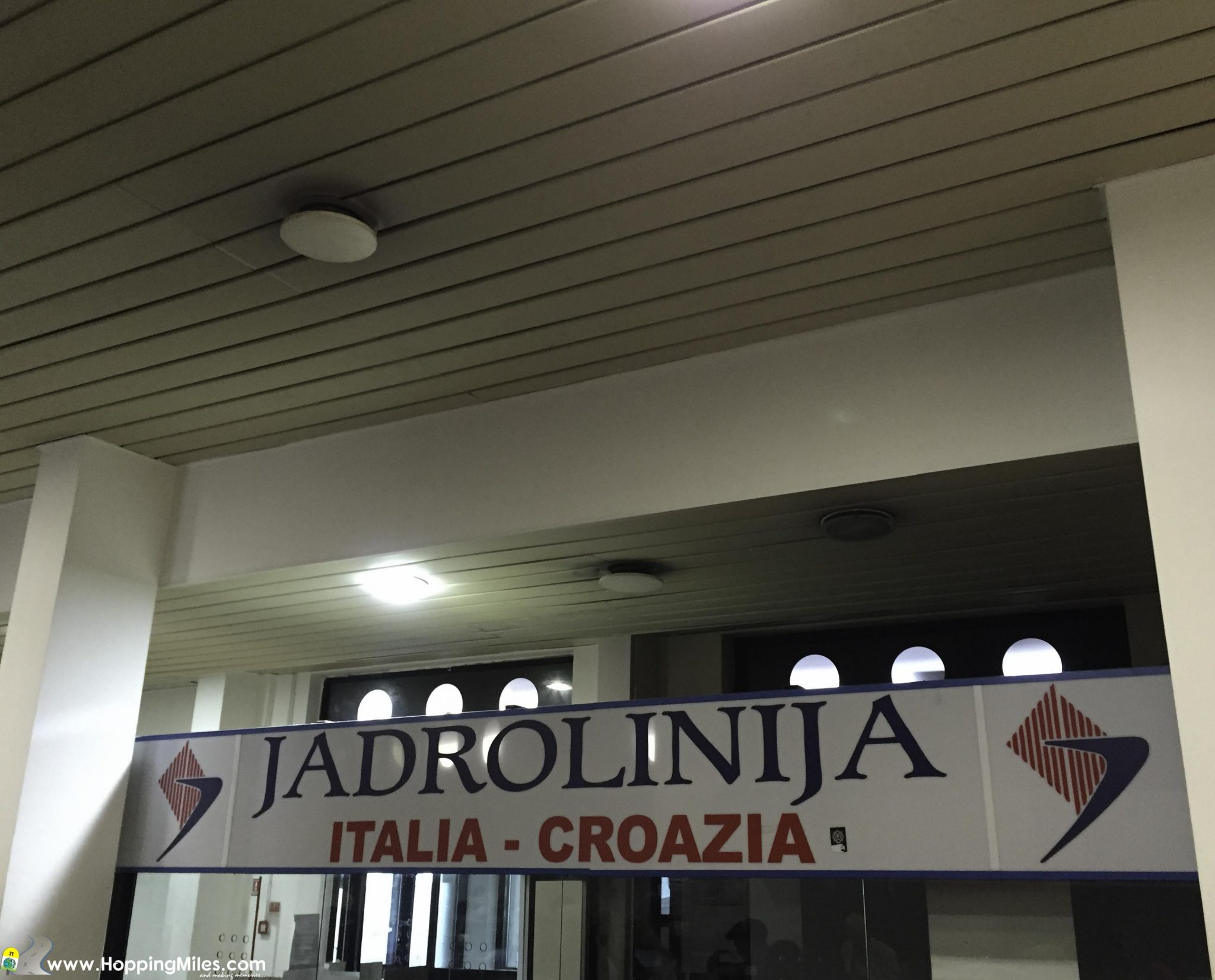 Jadrolinija ferry review