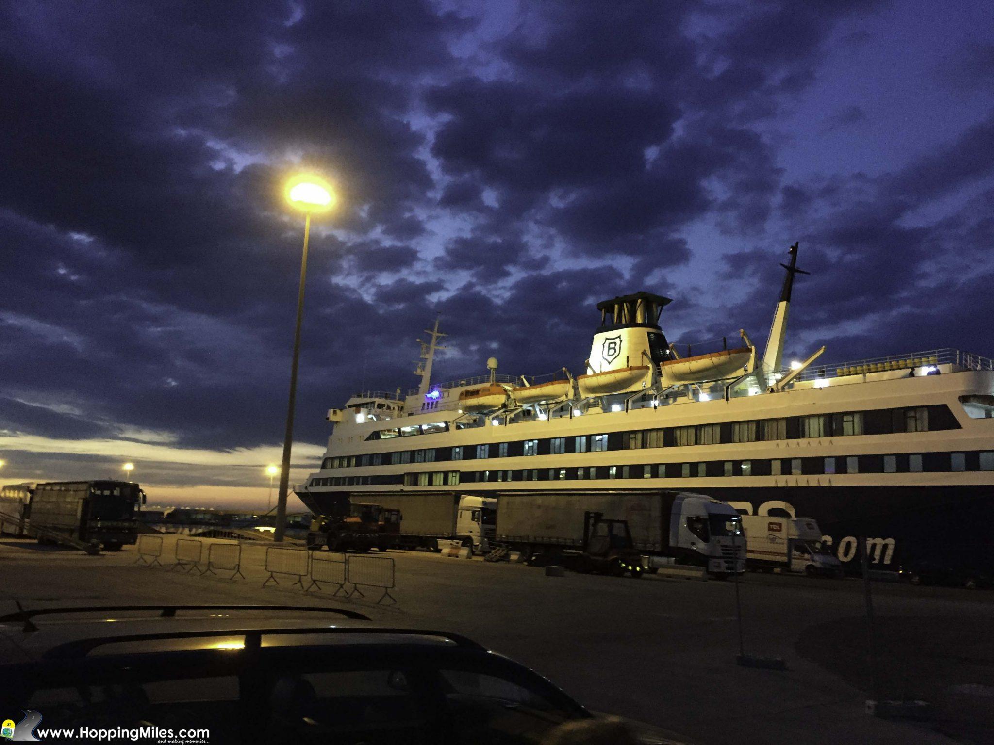 Jadrolinija ferry review