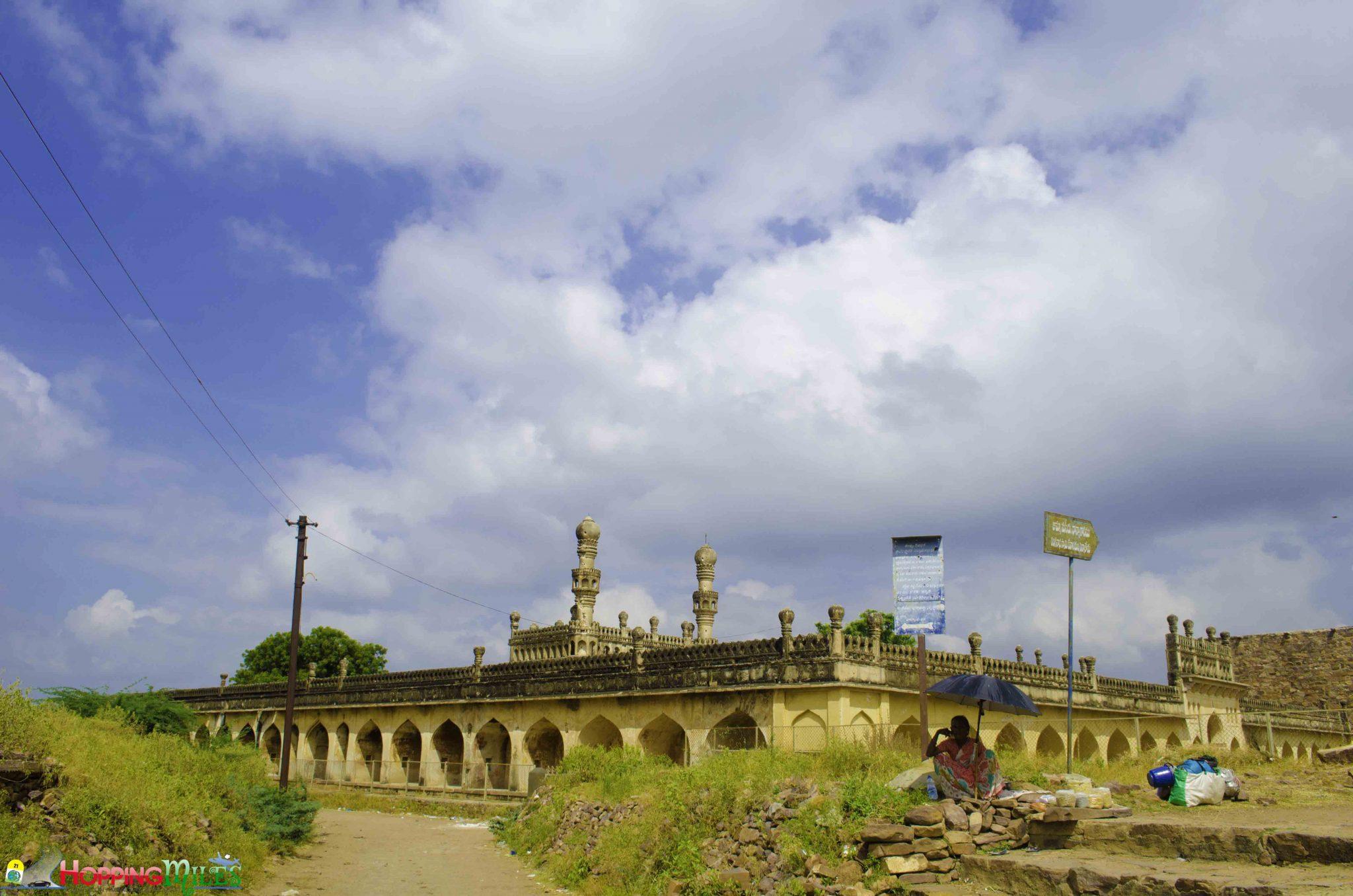 Bangalore to Gandikota