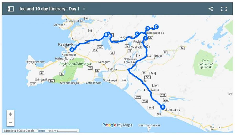 How to plan your 10 day Iceland road trip Itinerary? Choose from 75+ Iceland Ring Road Itinerary Map on iceland travel itinerary, iceland in 10 days itinerary, road trip itinerary,