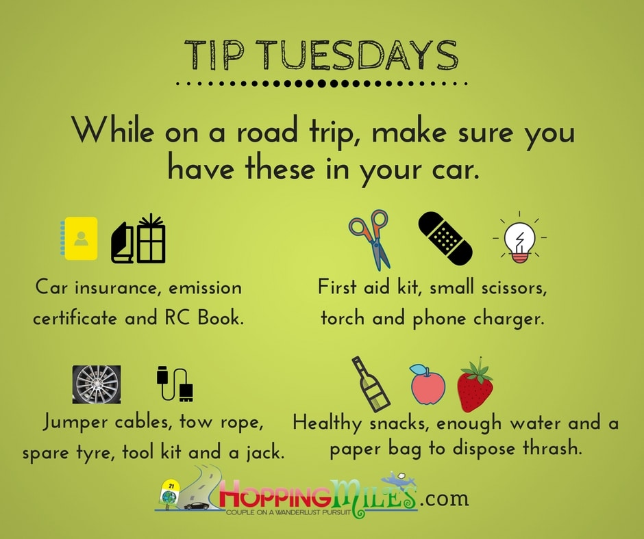 Clever ways to pack for Road trip with kids: Family + Toddler