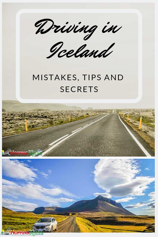 Driving in Iceland